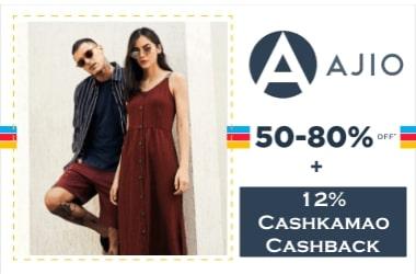 CashKamao-Ajio-cashback-offers