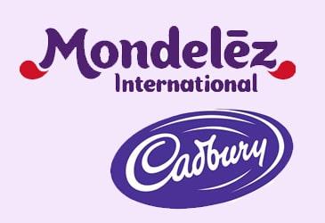 Mondelez Cadbury